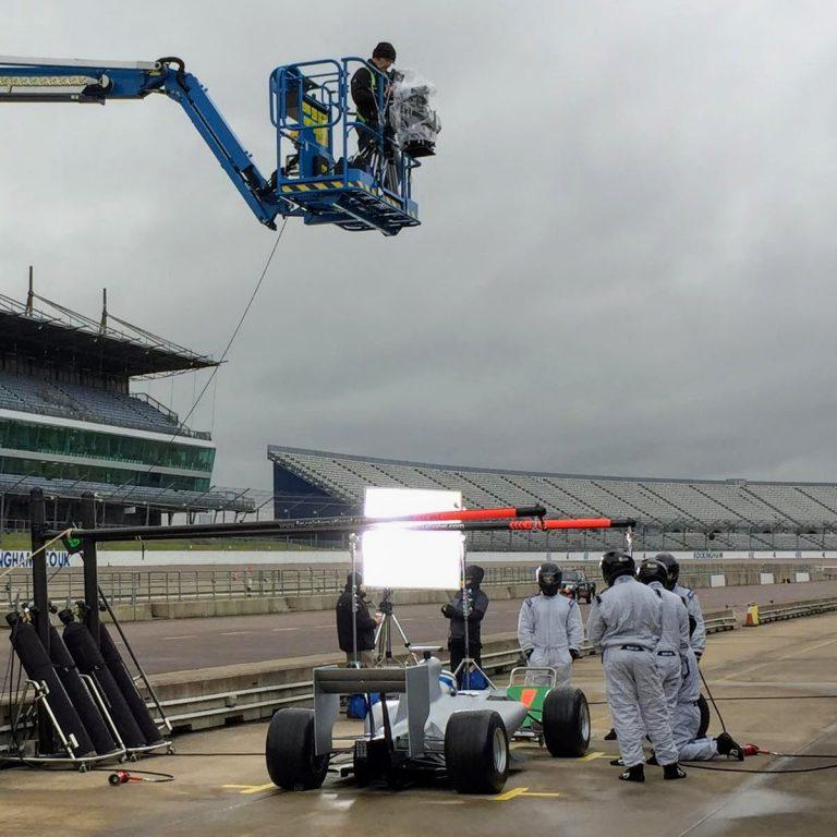 F1 Photoshoot