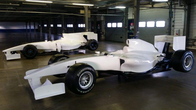 Unbranded Race Car