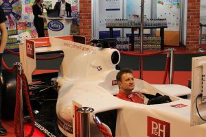 Exciting F1 Exhibitions