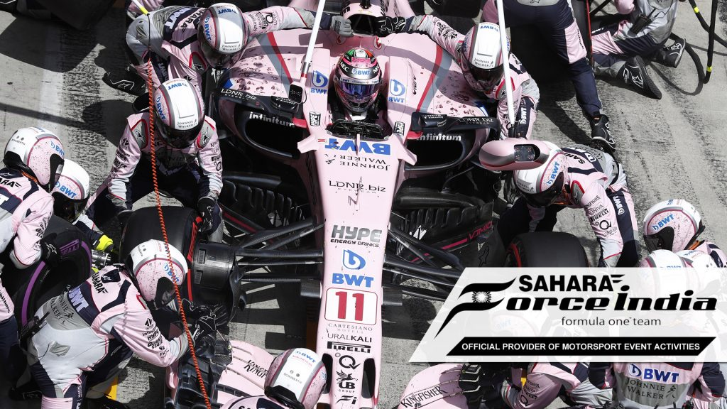 Official Pit Stop Chassis
