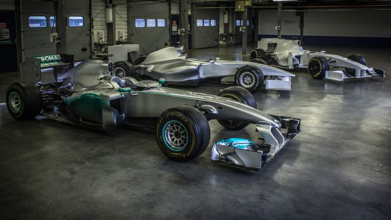Show Cars F1 For Hire