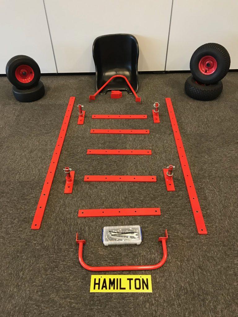 Kart Building Challange